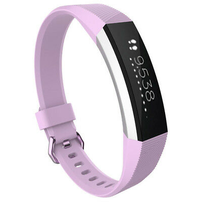 Girl Silicone Wristband Wrist Band Strap Bracelet For Fitbit Alta HR Replacement
