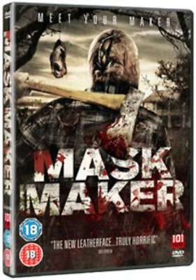 Nikki Deloach, Stephen Coll...-Mask Maker  (UK IMPORT)  DVD NEW