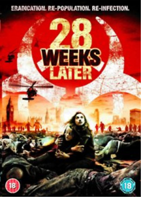 Robert Carlyle, Rose Byrne-28 Weeks Later  (UK IMPORT)  DVD NEW