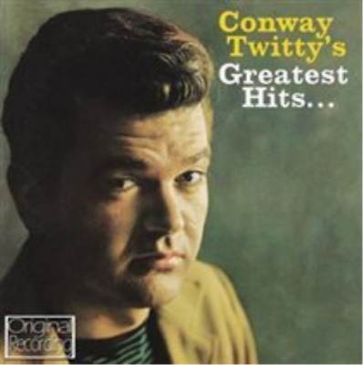 Conway Twitty-Greatest Hits  (UK IMPORT)  CD NEW