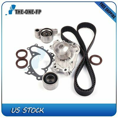 TIMING BELT WATER Pump Kit for 01-06 Toyota Camry 04-06