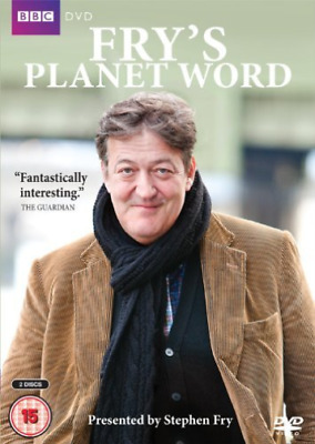 Fry's Planet Word  (UK IMPORT)  DVD NEW