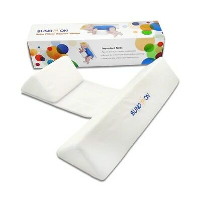 Baby Sleep Positioner, Infant Support Wedge, Adjustable, 0-6 months.