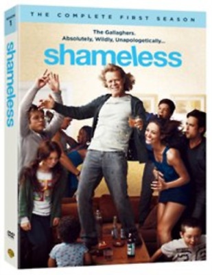William H. Macy, Emmy Rossum-Shameless: The Complete First  (UK IMPORT)  DVD NEW