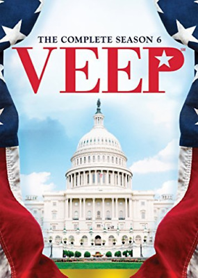 Veep The Complete Sixth Season  (UK IMPORT)  DVD NEW