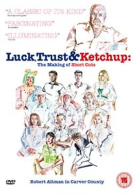 Luck, Trust and Ketchup  (UK IMPORT)  DVD NEW