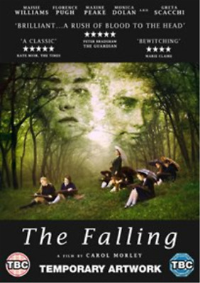 Greta Scacchi, Florence Pugh-Falling  (UK IMPORT)  DVD NEW