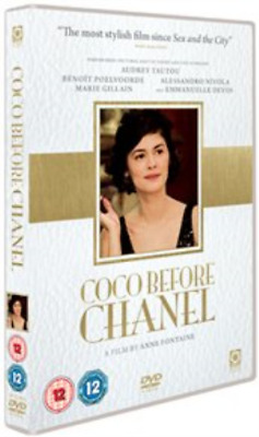 Fabien Behar, Roch Leibovici-Coco Before Chanel  (UK IMPORT)  DVD NEW