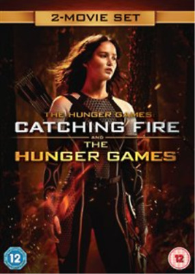 Jennifer Lawrence, Josh Hut...-Hunger Games/The Hunger Game (UK IMPORT)  DVD NEW