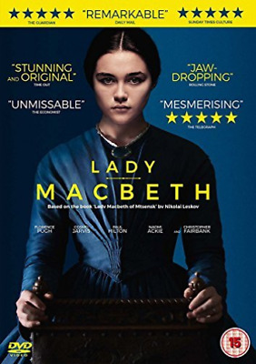 Lady Macbeth  (UK IMPORT)  DVD NEW