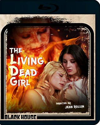 The Living Dead Girl (Blu-Ray  (UK IMPORT)  BLU-RAY NEW