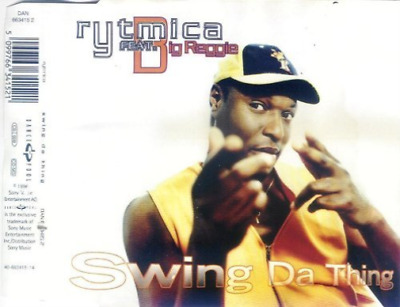 swing da thing ( radio mix / 70`s mix / club house mix / get (UK IMPORT)  CD NEW