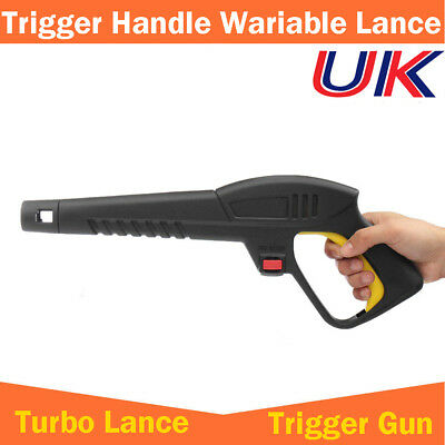 High Pressure Washer Trigger Guns/Turbo/Variable Lance Nozzle Fits For LAVOR VAX