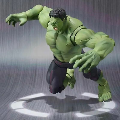 avengers Super hero hulk movable action figure