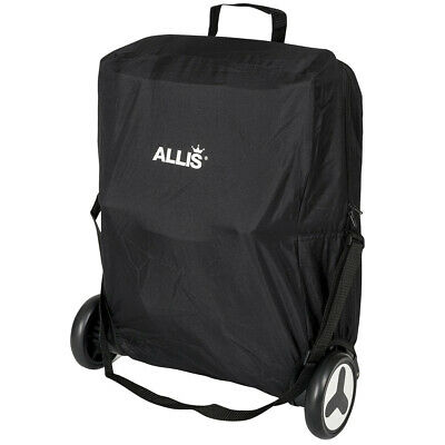 Allis Stroller Raincover for City / Plume Pushchair, Fold up Window on the Front
