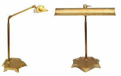 Unique Original Type Bankers Lamp Desk Lamp Table Lamp Brass