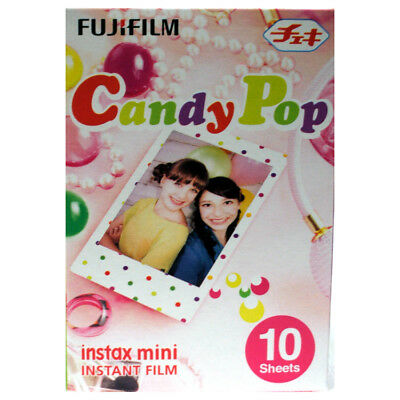 Fuji INSTAX mini CANDY POP Instant Film - Free UK Delivery