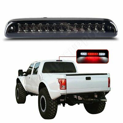 For 99-16 Ford F-250 Super Duty Clear Lens LED 3RD Third Brake Light Tail Lamp