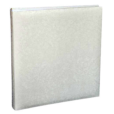 Kenro White Satin Wedding Albums - Choice of Sizes