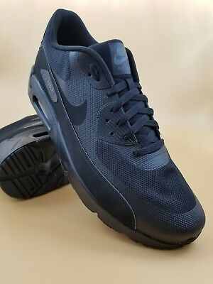 sale retailer 9520f 2e1f2 NEW Nike Air Max 90 Ultra 2.0 Essential Size 14 Men s Shoes Black 875695-002