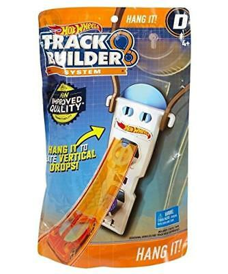 Mattel Hot Wheels Track Builder System Accessory D – HANG IT. (dlf02) - NUOVO