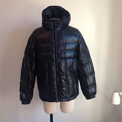 9f04c6054 UNIQLO MENS M Quilted Down Puffer Jacket Lightweight Packable - $6.49    PicClick