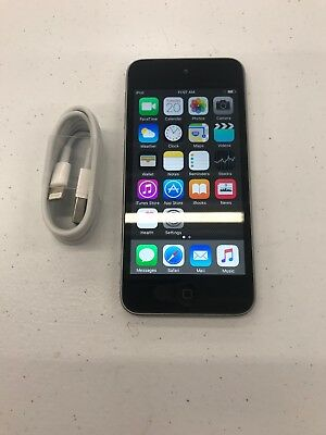 Apple iPod touch 5th Generation Space Gray (32 GB) Excellent Condition #6003