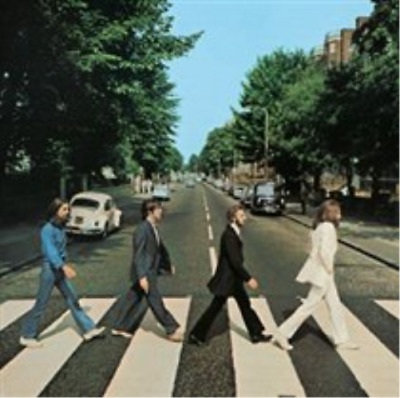 The Beatles-Abbey Road  (UK IMPORT)  VINYL NEW