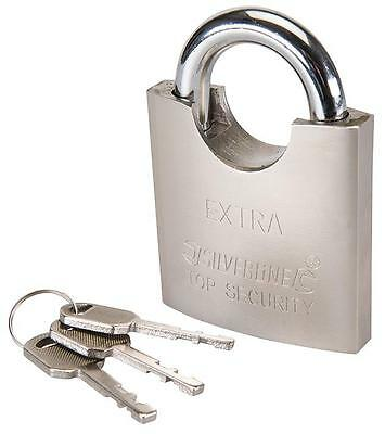 SHROUDED PADLOCK 40MM Security Locks - shrouded padlock 40MM, Lock Material