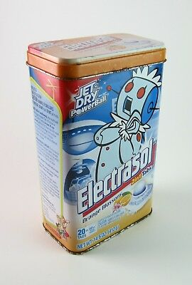 Jetsons Rosie Robot Maid Hanna Barbera Vintage  collectable Electrasol Tin 2004