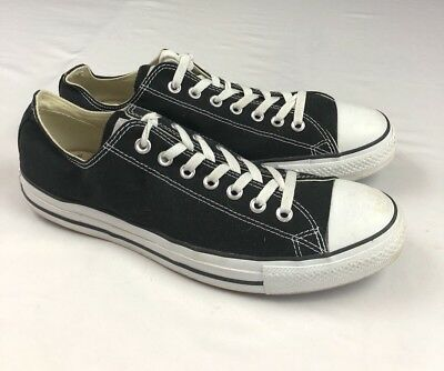12533fcc7dc5 MEN S CONVERSE ALL-STAR Chuck Taylor Low Top Sneakers Shoes Mens 11 Womens  13 TA -  32.95