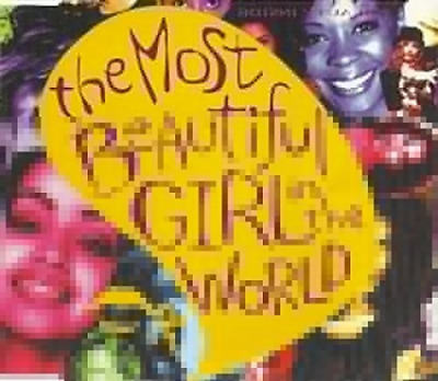 Prince- the most beautiful girl in the world -  (UK IMPORT)  CD NEW