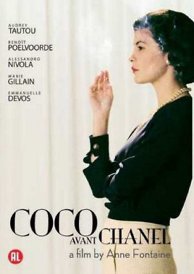 Coco Avant Chanel - Dutch Import  (UK IMPORT)  DVD NEW