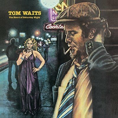 Tom Waits-The Heart Of Saturday Night  (UK IMPORT)  VINYL NEW