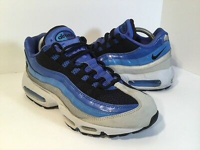 blue nike air max 95 size 8