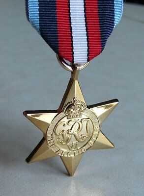 Canada Canadian - British & Commonwealth The Arctic Star Medal WWII WW2
