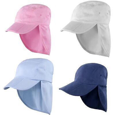Result Headwear Kids/Childrens Unisex Folding Legionnaire Hat / Cap (BC1007)