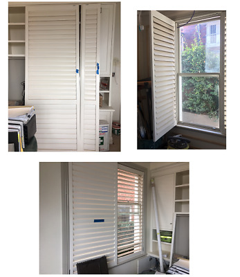 Australian Made Cedar Wood Plantation Style Shutter Blinds