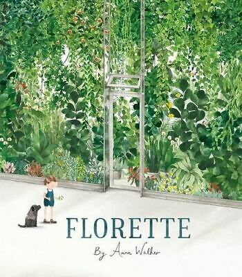 NEW Florette By Anna Walker Hardcover Free Shipping