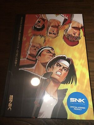 *New/Sealed* Neo Geo: A Visual History artbook by Bitmap Books