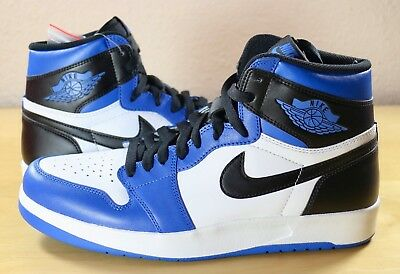 2544b1e7ef1ac4 Nike Air Jordan 1 I Retro High The Return Reverse Fragment Blue 768861-106  sz