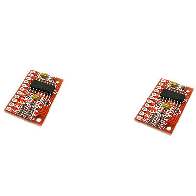 2PCS Mini Digital Power Audio Amplifier Board DC 5V 3W USB AMP Module 5V USB