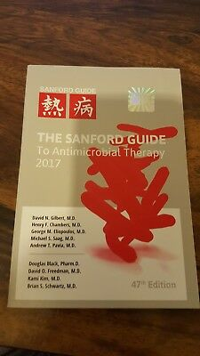 The sanford guide to antimicrobial therapy 2018 edition 1695 the sanford guide to antimicrobial therapy 2017 david n gilbert 47th edition fandeluxe Gallery