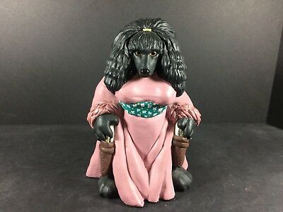 SUPER AWESOME Ka Graves DOLLY POODLE Imaginals Signed LIMITED EDITION Figure!