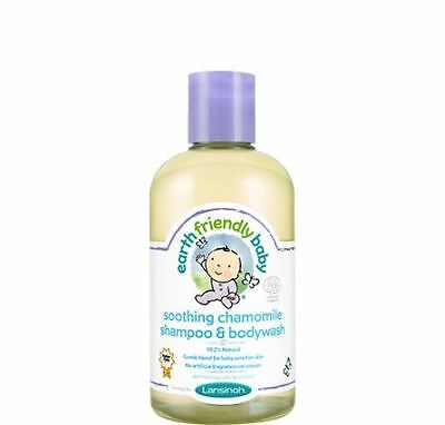 Earth Friendly Baby Soothing Chamomile Shampoo/bodywash 250ml