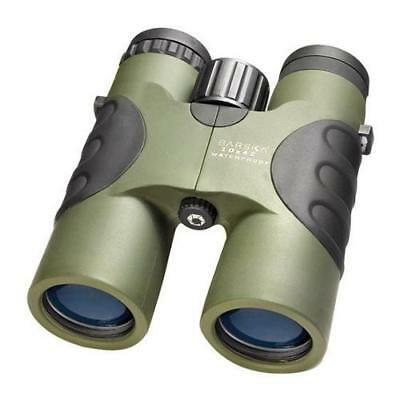 NEW Barska Atlantic 10x42mm Waterproof Binoculars Atlantic Green(AB10140)