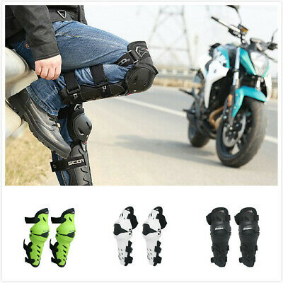 Motorcycle Knee Pads Guard Armour Off Road Gear Protector Cover Kneecap