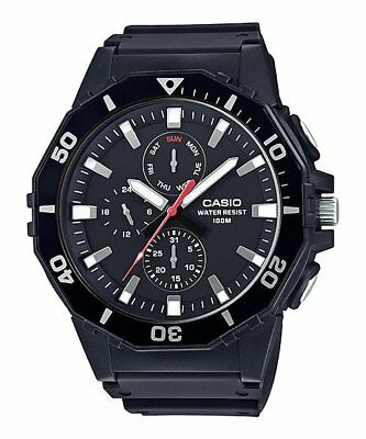MRW-400H-1A Casio Men's Watches Analog Digital Resin Band New