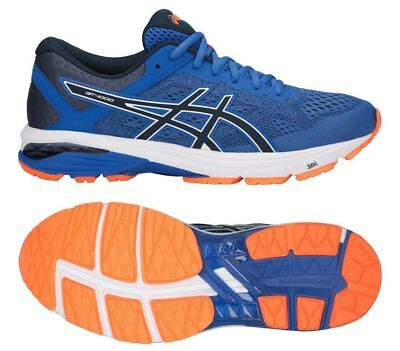 ASICS GT-1000 6 Herren Laufschuhe running shoes T7A4N blau orange ... 62e74e42d5