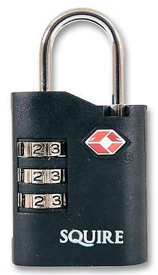 PADLOCK TSA COMBI 35MM Security Locks - padlock TSA combi 35MM, Colour